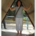 踩鴕鳥蛋 - 波德申鴕鳥園 - 馬來西亞