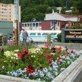 朱諾(Juneau)是美國阿拉斯加州的首府,位於亞歷山卓半島(Alexander Archipelago)上的加斯蒂諾海峽(Gastineau Channel)旁。