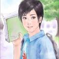 很漂亮的小男生,但男生的未成年系列我比較少畫,以後要多畫點。