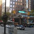Vancouver Downtown. 溫哥華商業中心.