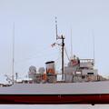 MSO 1306 永陽軍艦的前身 (Implicit 455) 模型 進取級(Aggressive Class)遠洋掃雷艦 ROCN USN