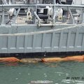 MSO 1306 永陽軍艦的前身 (Implicit 455) 進取級(Aggressive Class)遠洋掃雷艦 ROCN USN 艦尾