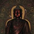 中國古寺的佛菩薩雕塑