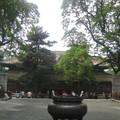 幾年來參訪中國古寺的紀念照片