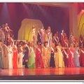 6/22晚上8點整在「重慶市人民大禮堂」裡舉行,有來自世界各地85國旅遊佳麗共同參與「開幕式晚會」中的節目演出。