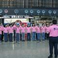 2011年5月8日母親節在桃園國際機場特別演出