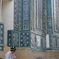 Shah-I-Zinda 陵墓區