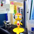 辦公室少不了可愛小公仔