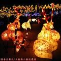 (191)鹿港燈會2012-北燈區之梅花鹿花燈