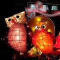 (193)鹿港燈會2012-北燈區之貓頭鷹花燈