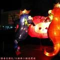 (195)鹿港燈會2012-北燈區之海馬花燈