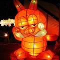 (201)鹿港燈會2012-北燈區之加菲貓花燈
