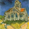 筆者最喜歡 Irise 系列作品,家裡有三幅 Irises 複製畫。
