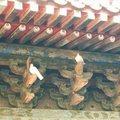 孔子的故鄉曲阜。孔廟、孔府、孔林為世界文化遺產。