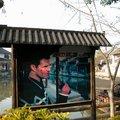 在西塘尋找Tom Cruise。