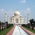 印度金三角建築奇特美麗