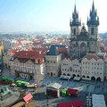 舊城區為布拉格的市中心。舊城廣場以胡斯紀念碑為中心。四週有許多有名的建築物及小販。
