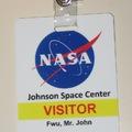 1993年初瓜牛在NASA詹森太空中心任職時曾被召去參與回航模擬的項目。這程式于19993年十月與哥倫比亞號太空梭頭次升入太空使用!