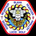 STS-58 徽章(patch)