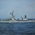 中華民國海軍相關照片,有關於德陽艦照片,為網友提供