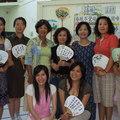 2008教師研習會 格林維爾中文學校一行七人,于7月18日至20日參加在Atlanta舉行的 2008美南地區華文教師研習會留影。