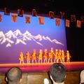 11月11日Furman大學,學生聯誼會舉辦了個 國際舞蹈節邀請賽表演,很榮幸的中文學校 也在邀請之列.....