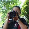 小姪女拿我的傻瓜數位相機拍出來的照片