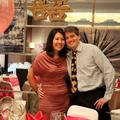 女兒與男友經過多年愛情長跑 終於修成正果,在今年(2011)11月 於台灣訂婚