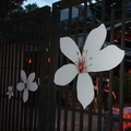第一屆桐花文學獎頒獎典禮於2010年11月12日晚上在台北市市長官邸藝文中心舉行