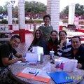 2007年10月15日與Amanda(ESL老師)攝於麥當勞-2