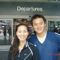 2008年6月12日意涵與超文攝於LA機場