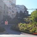 2008年9月30日舊金山叮噹車之旅-Lombard Street