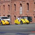 2008年9月30日舊金山叮噹車之旅-可愛的小黃車