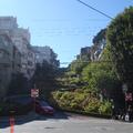 2008年9月30日舊金山叮噹車之旅-九曲花巷