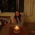 這是第二次在美國過生日