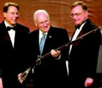 美國副總統切尼在美國來復槍協會年會上