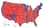 2004總統選舉政治版圖