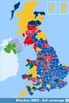 英國2005大選