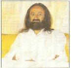 Sri Sri Ravi Shankar 是印度精神領域中首屈一指的大師級人物. 為 Art of Living 組織的創辦人.在社會服務,奉獻人類與提升人類精神層次上, 功德無量.