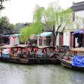 典型的江南小鎮