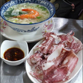 林母仔的店》寧夏夜市旁隱藏在雙連市場內的庶民美食小吃 招牌乾麵+海產湯/綜合水餃送海鮮湯 只要150元 - 10