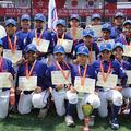 2012台東少棒隊 野馬級世界少棒賽冠軍