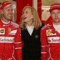 法拉利車隊 ferrari 左 Vettel 右 Raikknoen .jpg