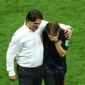 克羅埃西亞 四強 擊敗 英格蘭 總教練Dalic 隊長 Modric  .jpg