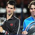 2019 澳網男單冠軍 左 Djokovic  及  亞軍西班牙Nadal   .jpg