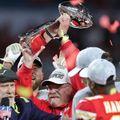 2020 超級杯 冠軍 酋長總教練 Andy Raid