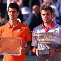 2015 法網男單  右冠軍 Stan Wawrinka 及 亞軍 Djokovic  .jpg
