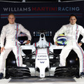 威廉斯車隊 Valtteri Bottas, Felipe Massa .jpg