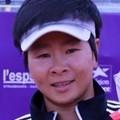 中國女網選手梁辰