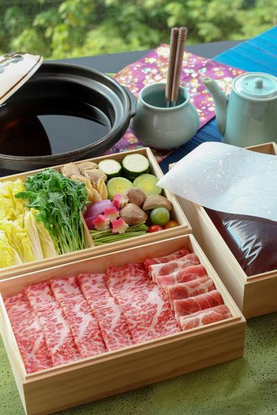 日勝生加賀屋推日本和牛外帶鍋 在家享受頂級奢華料理